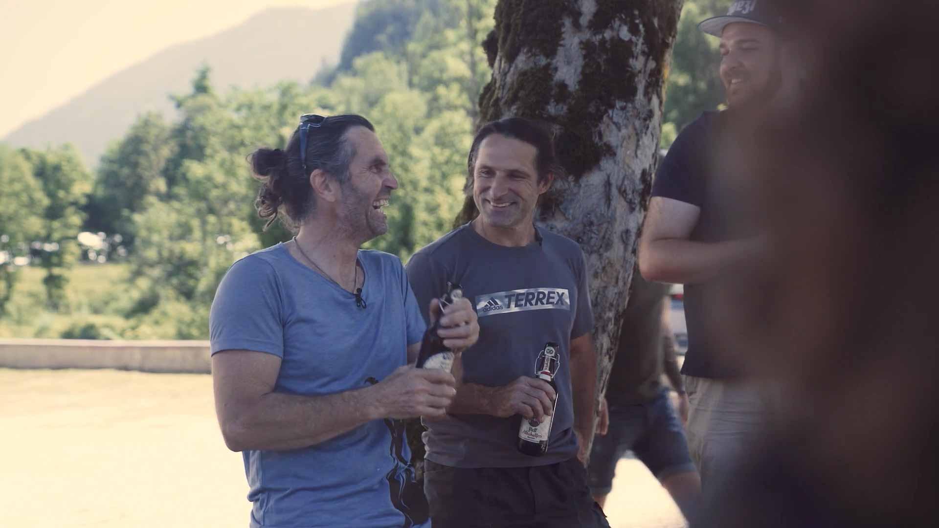 Hacker Pschorr: Spezl Tour 2019 mit den Huber Buam