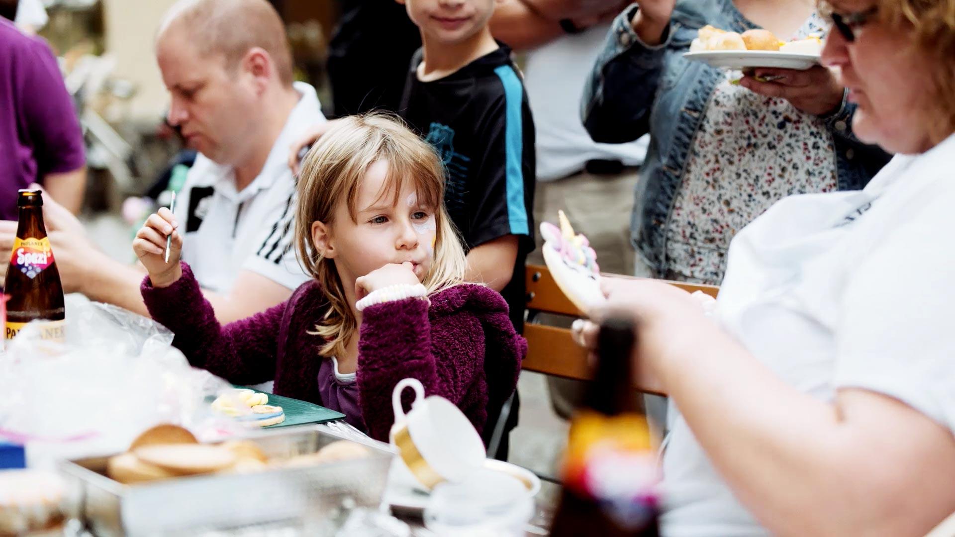 Sommerfest des Ambulanten Kinderhospiz München
