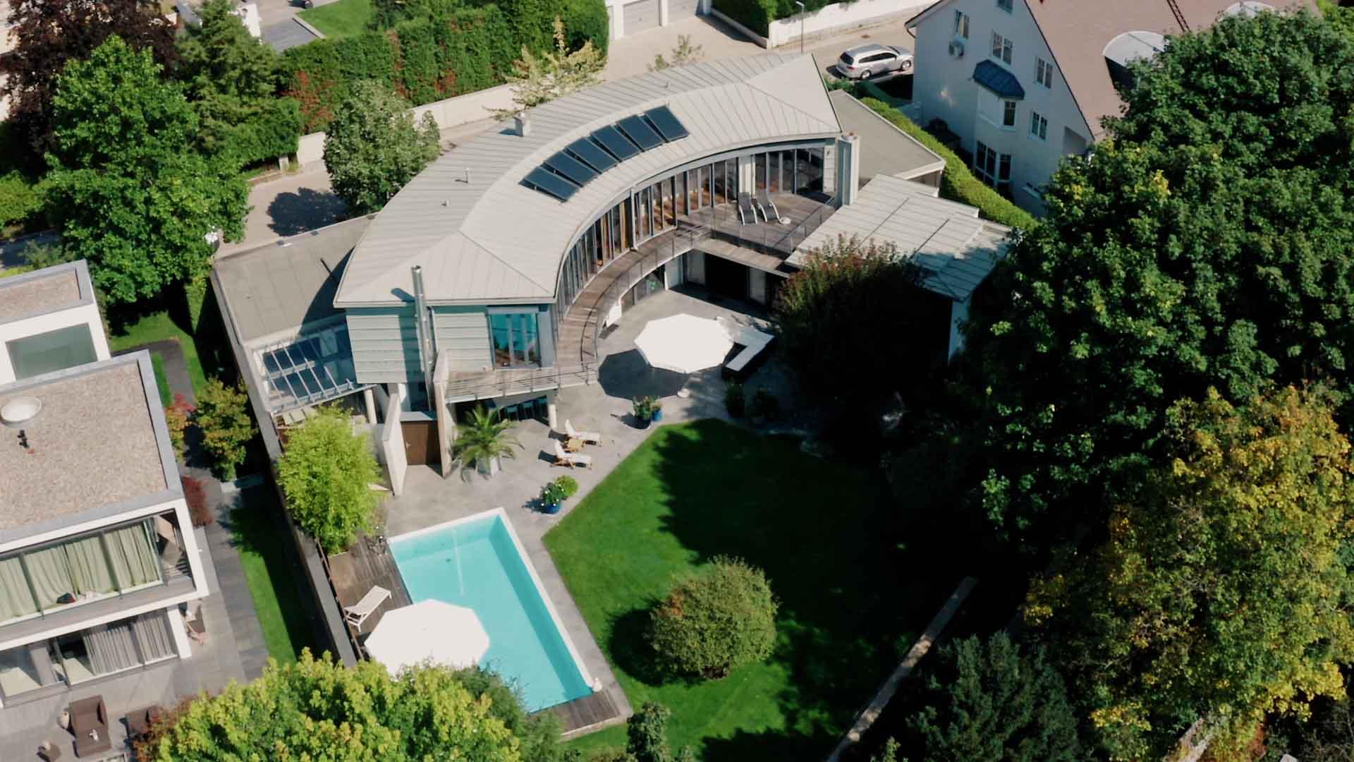 Strobl Immobilien: Villa Grünwald