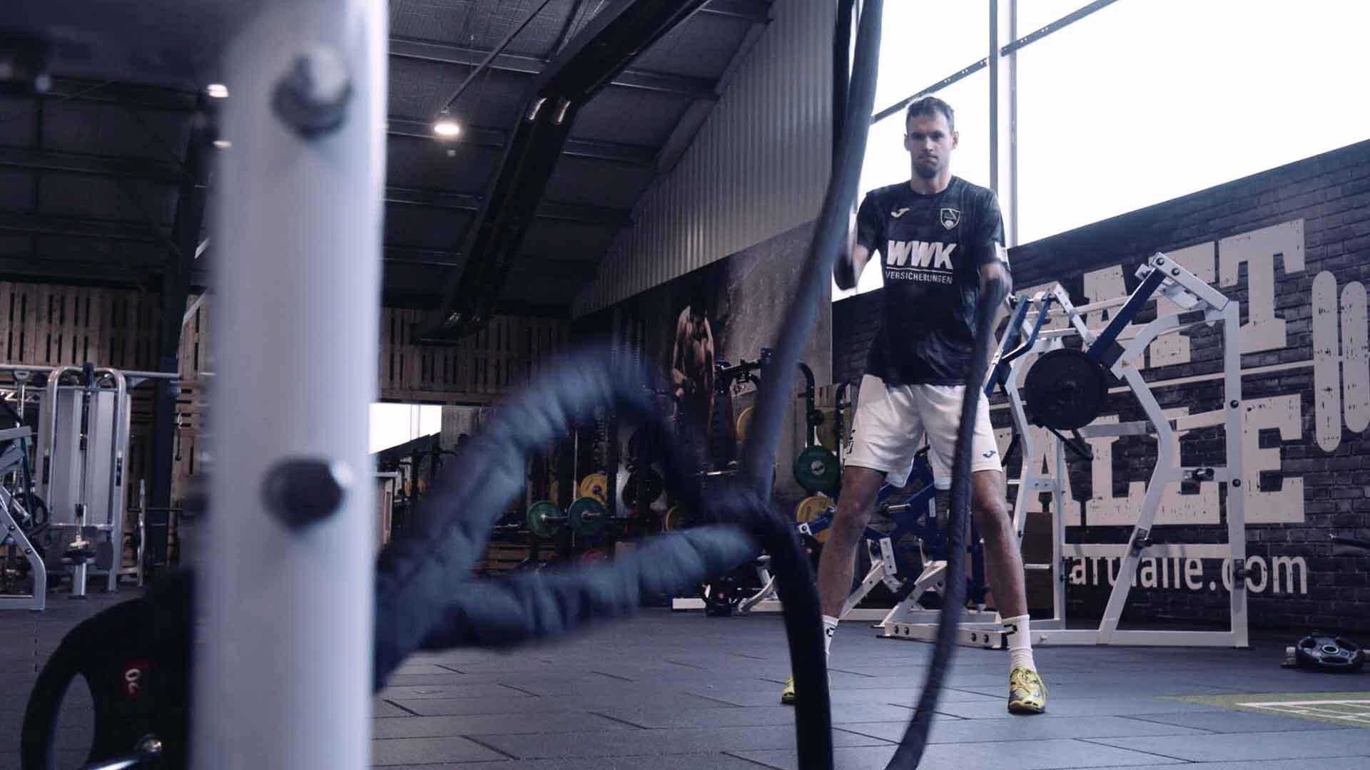 Hammer Strength: Krafthalle