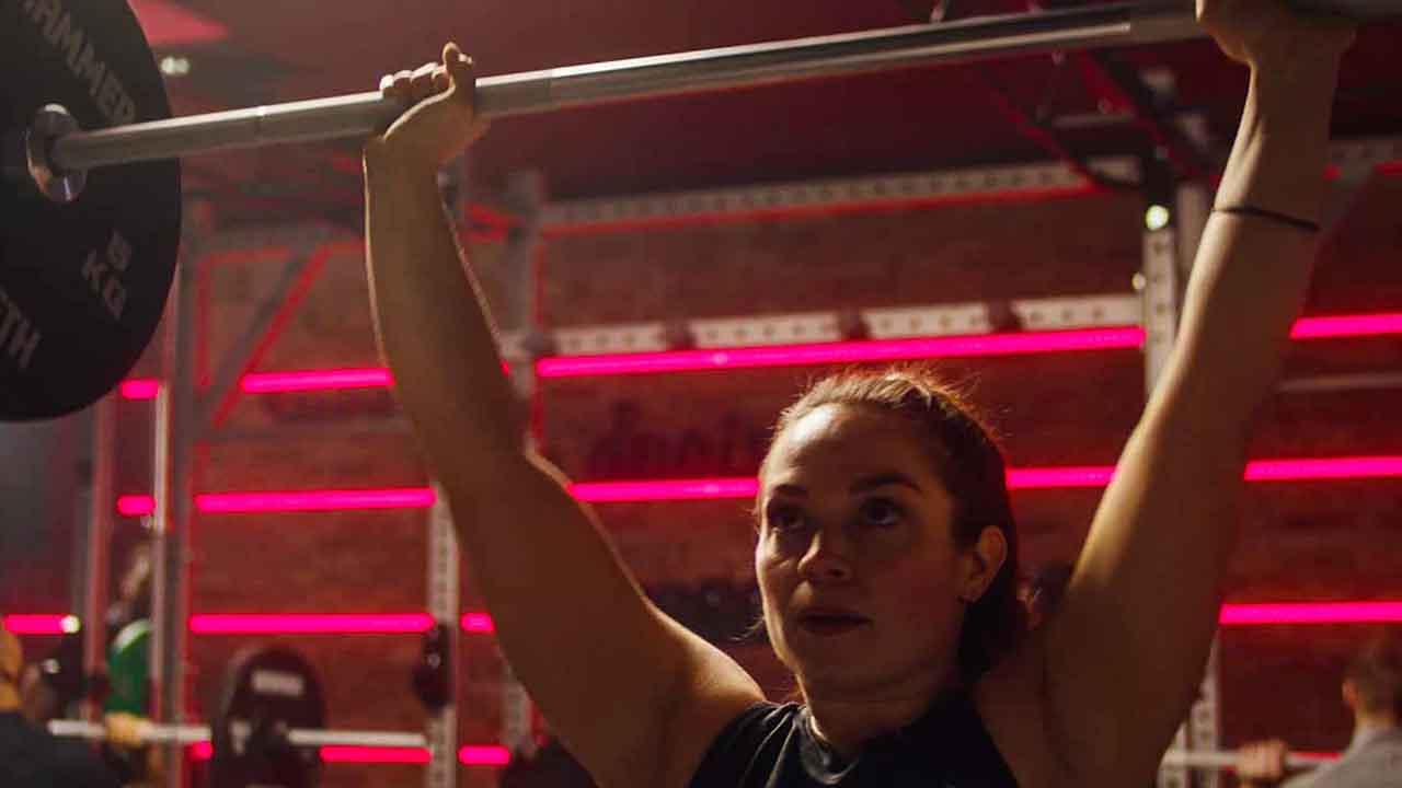 Life Fitness Hammer Strength Box